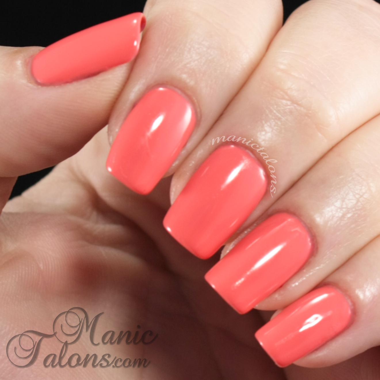 Manic Talons Nail Design March