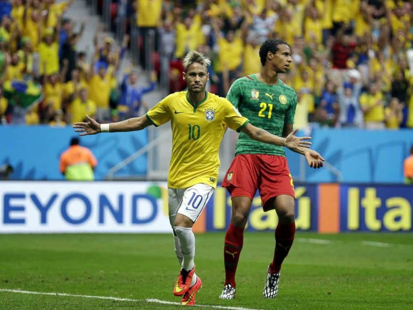Brasil Lolos 16 Besar Setelah Mengalahkan Kamerun 4-1