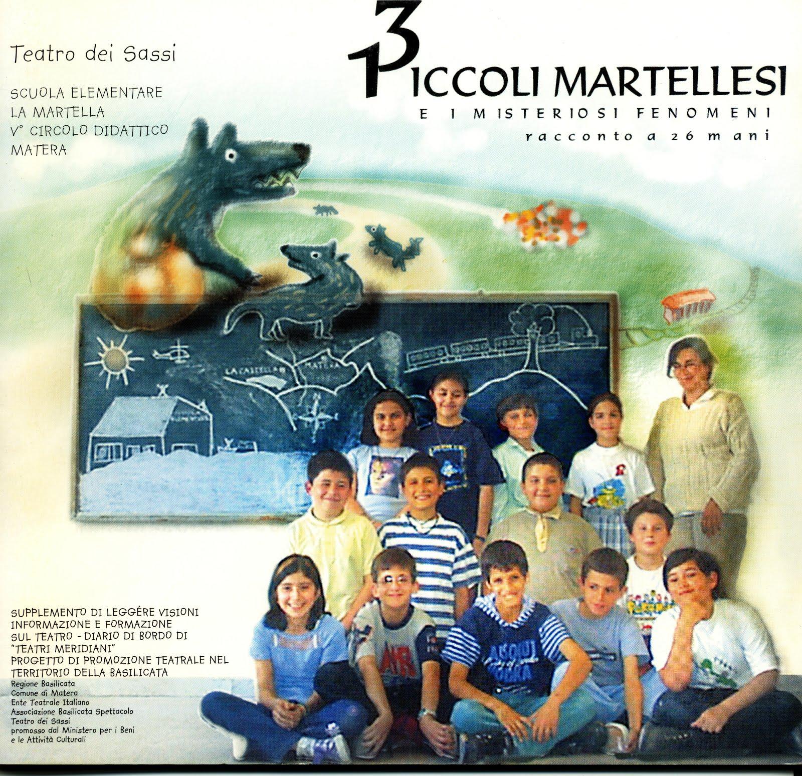 13 piccoli martellesi
