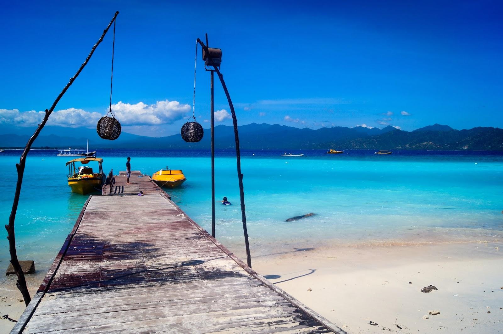 Foto postal de Gii Islands