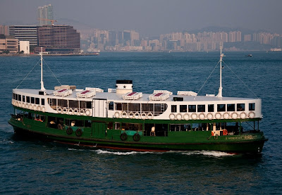Ferry de Hong Kong