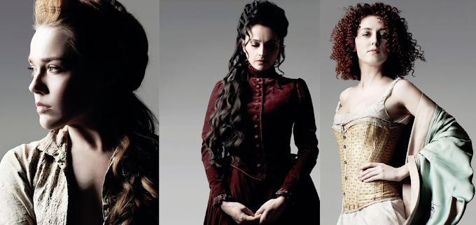 Maison Close - Season 2 - Cast promotional photos
