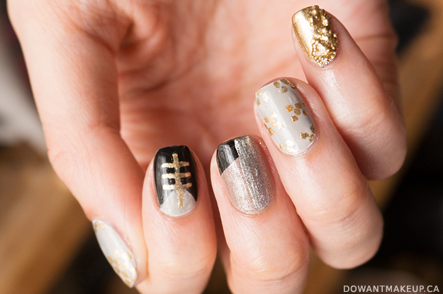Paris Fashion Week nail art: Rick Owens AW 2015