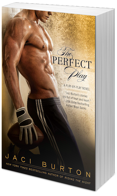 Próximamente en español: The Perfect Play (Jaci Burton)