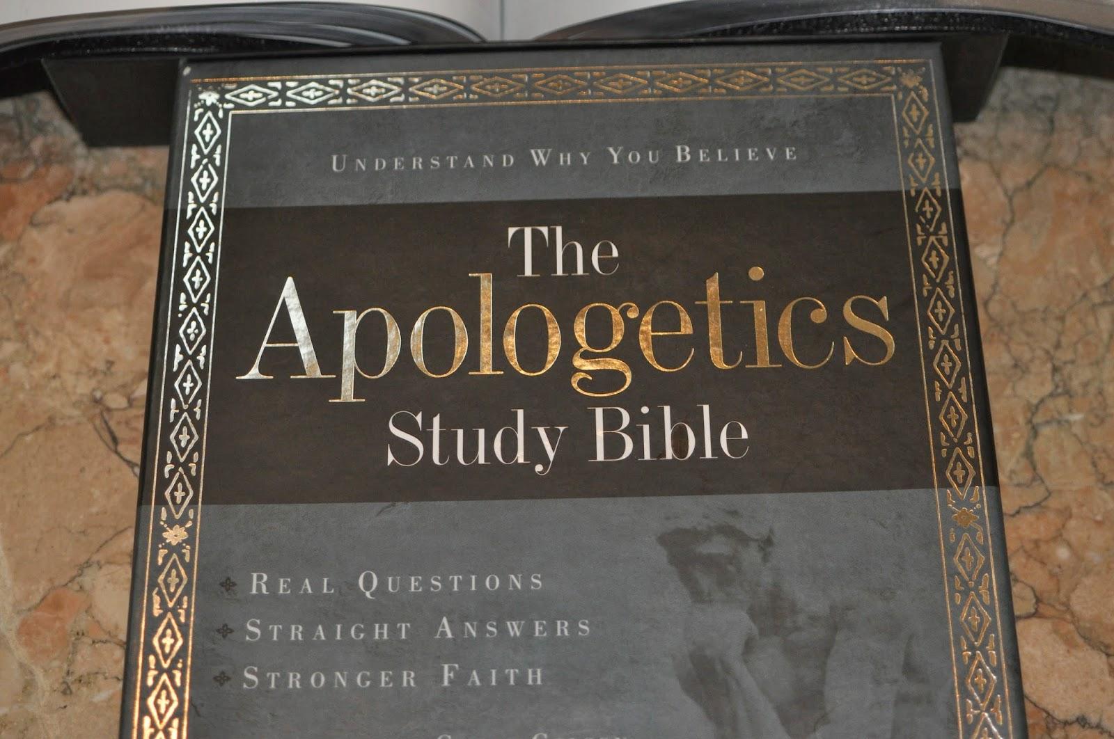 Bible Apologetics - Christian Study - Christian Living, Trivia