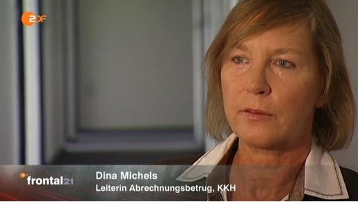 Reeder Unternehmensgruppe, Physiotherapie-Zentren, Kaufmännische Krankenkasse, Verdacht des Abrechnungsbetrugs