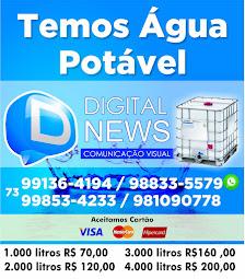 ÁGUA POTÁVEL DIGITAL NEWS