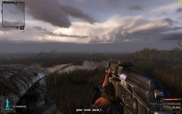 Скриншоты к игре S.T.A.L.K.E.R. - Clear Sky, screenshot, обои.