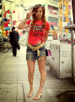 asian fashion and style clothes in 2012 japanese fashion