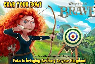 Castleville Game Merida Brave Quests Guide links