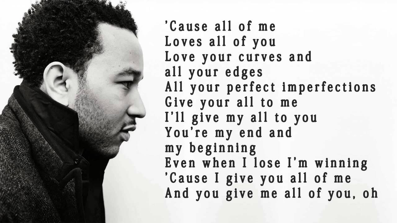 John Legend Make Room Lyrics