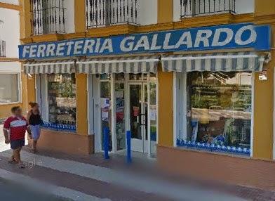 FERRETERIA GALLARDO