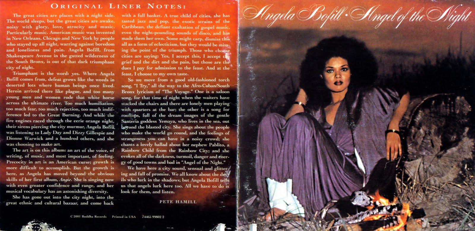 bentleyfunk angela bofill 1979 angel of the night cd
