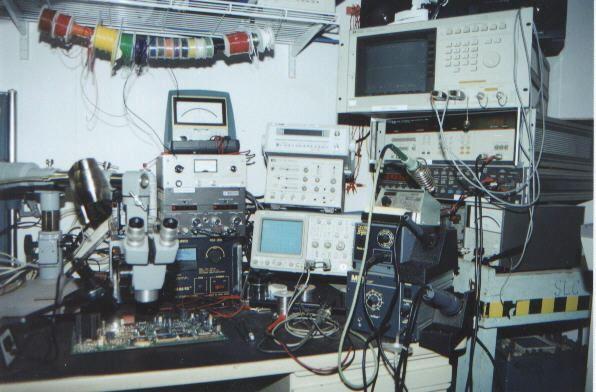 Expo Electrónica Sobre la revolución electrónica