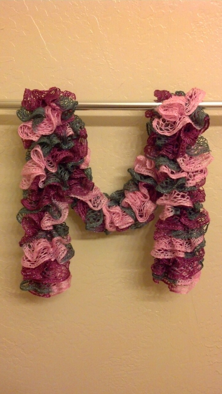 Country Loom Yarn Free Crochet Patterns : Loom Knitting Sashay Yarn submited images Pic2Fly