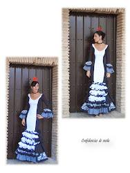 MIS DISEÑOS. Moda flamenca en estado puro