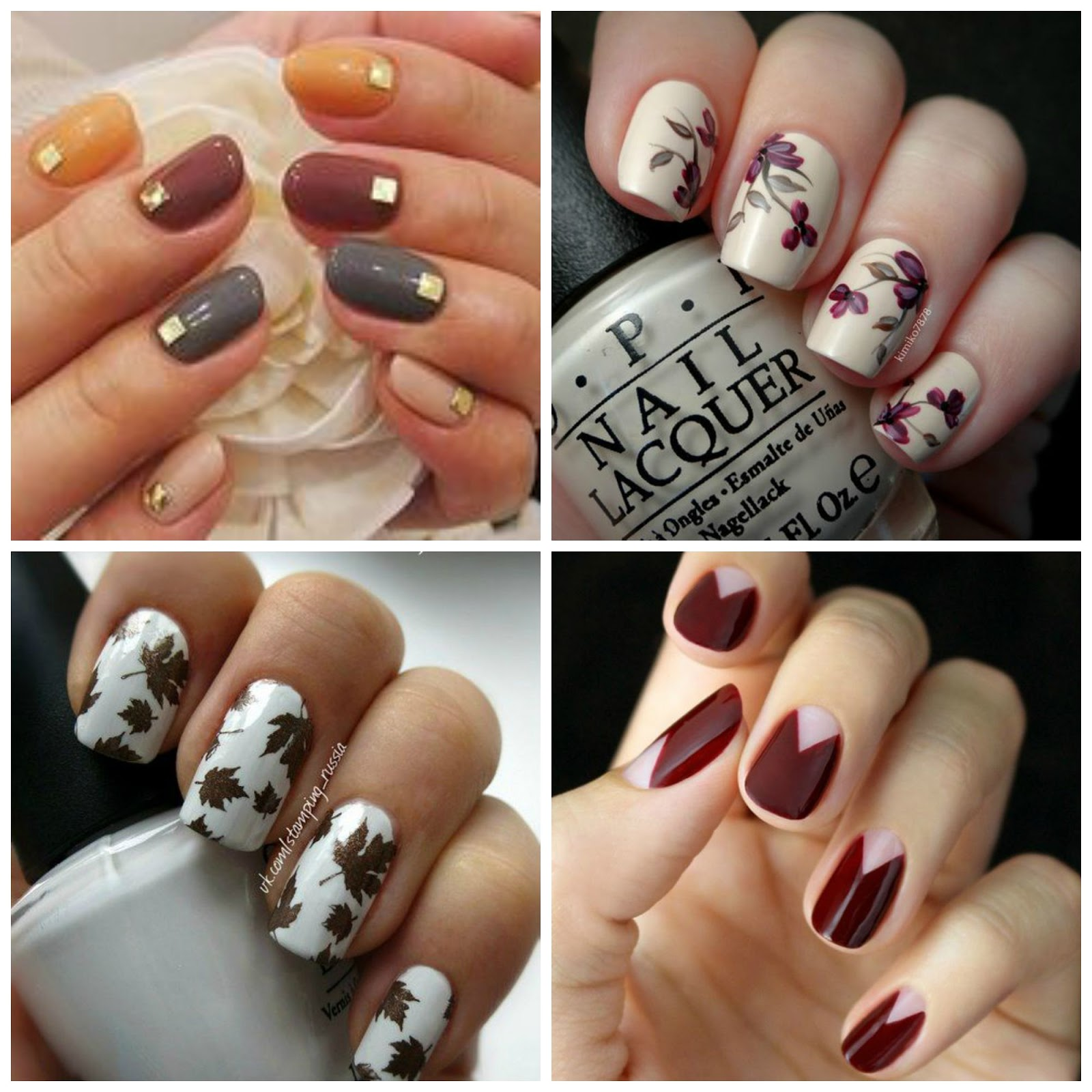 Pinspiration #3 - Autumn Inspired Nails | It\'s KT