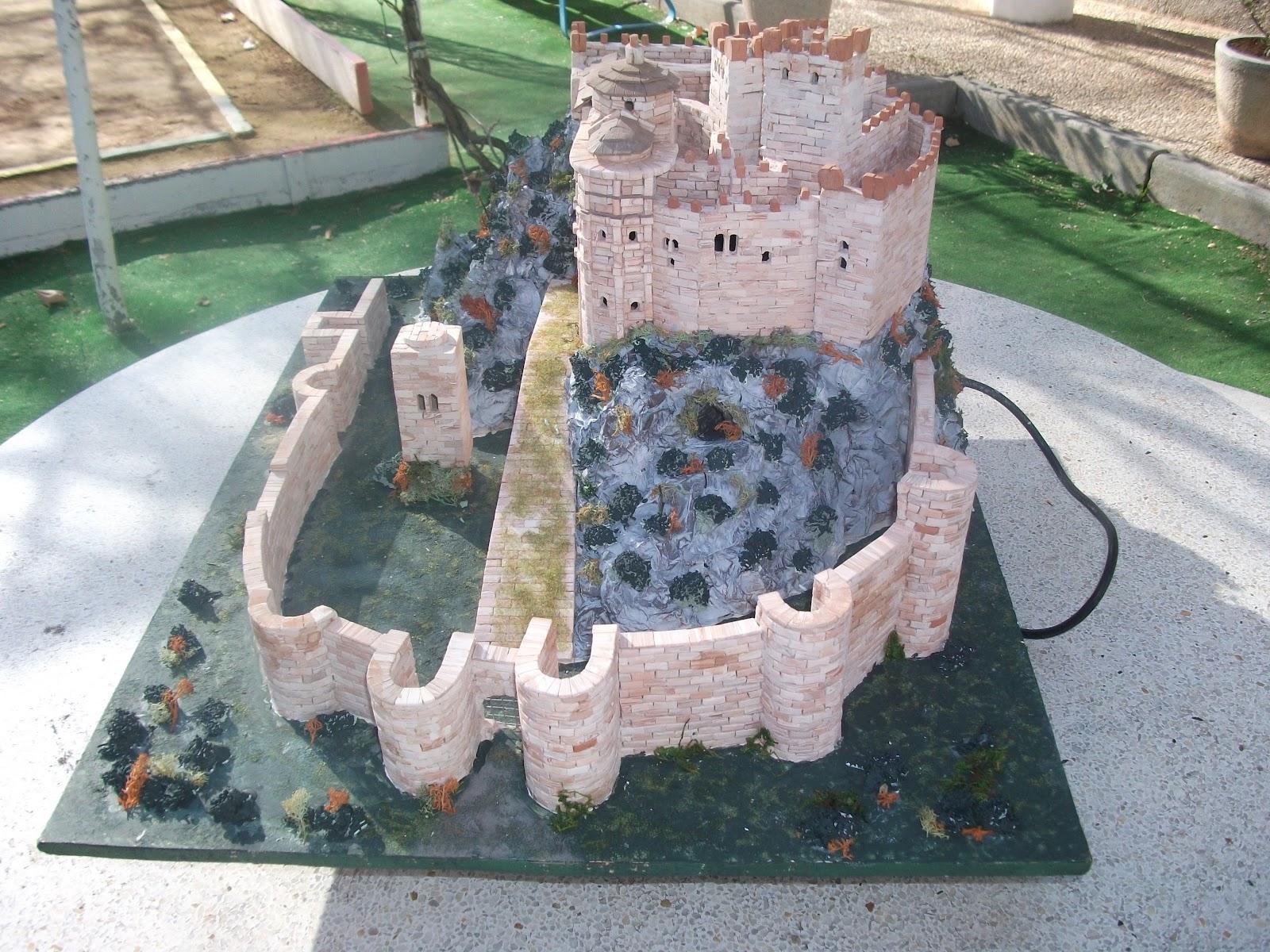 las cosicas de marimar Castillo de Loarre