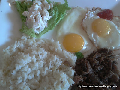 Beef and Eggs