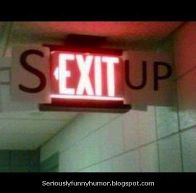 sEXITup Neon Sign