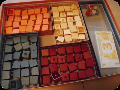 Casa Grande box contents