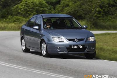 Harga Dan Spesifikasi Mobil Proton Persona