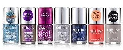 Bargain alert: Nails Inc 7 piece special effects collection for ...