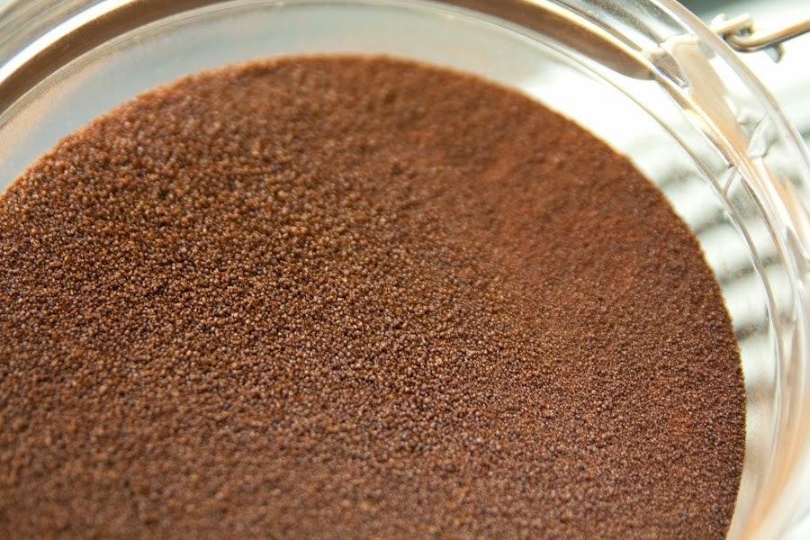 Spray Dried Instant Coffee
