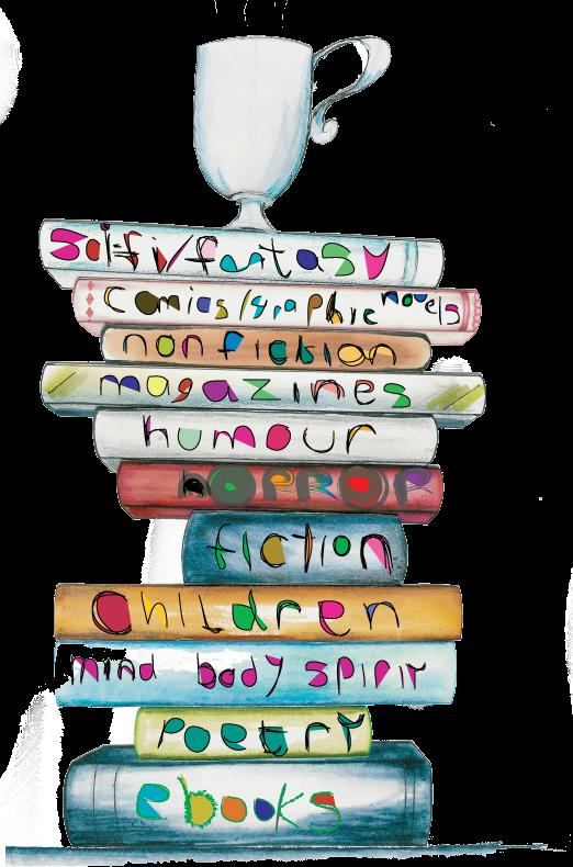 ¡Lee un libro!