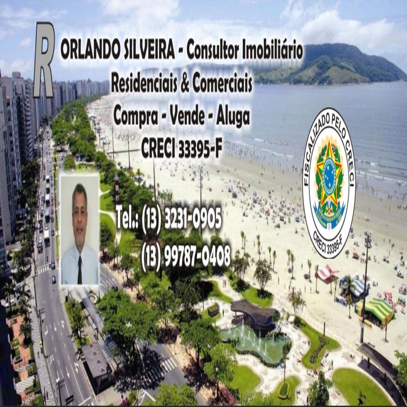 Orlando Silveira Creci 33395 F - Consultor Imobiliário