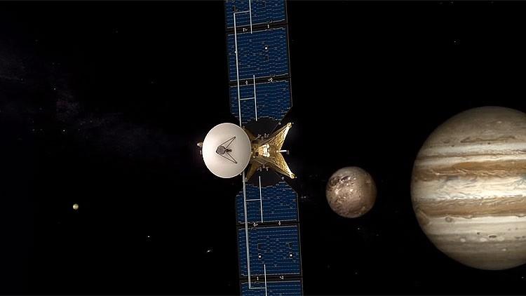 Rumbo a las lunas de Jupiter