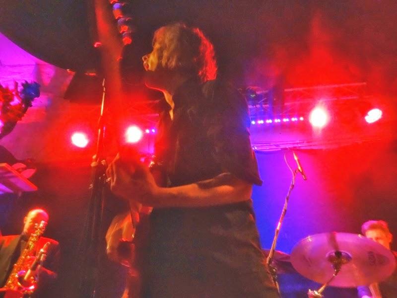 06.04.2014 Krefeld - Kulturrampe: Gallon Drunk