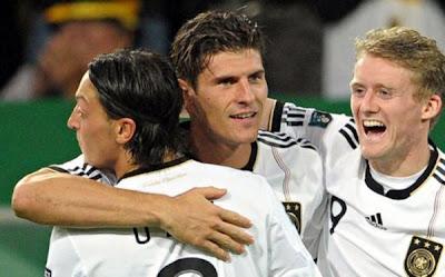 Germany 3 - 1 Belgium