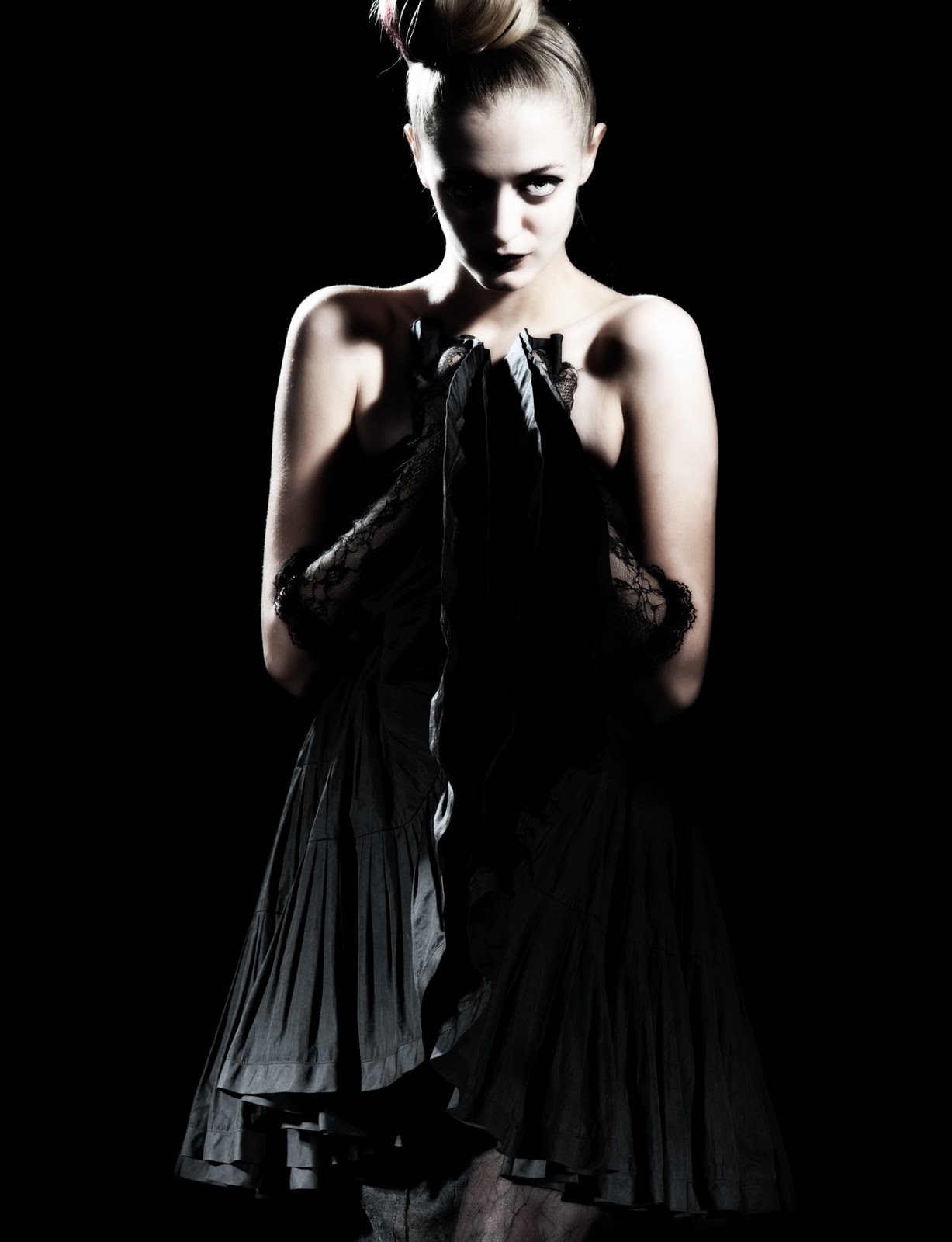 Photography Adventures Fashion Editorial Dark Side Of