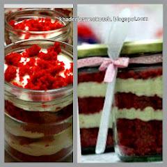 Cake in Jar (252 ml) - RM8