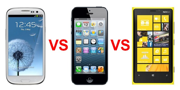 IPHONE COMPARISONS