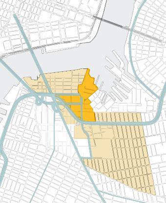 Brooklyn Navy Yard - map