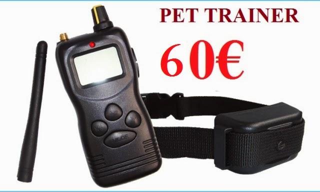 PET TRAINER Nº9 PLUS 1000 METROS ,1, 2 Y 3 PERROS