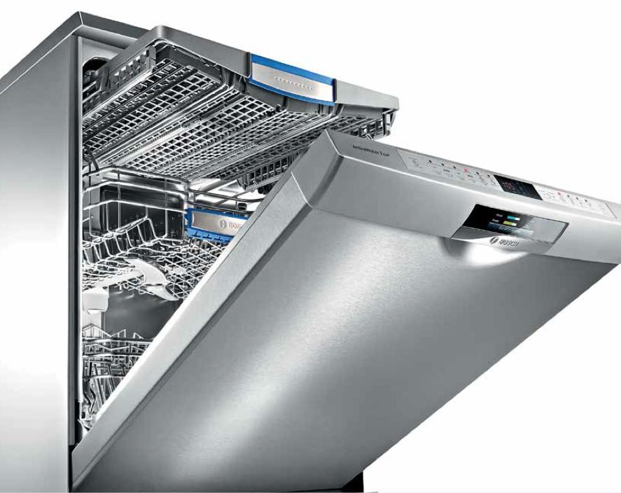 Bosch Ascenta Dishwasher Bosch Ascenta Series Shx3ar75uc