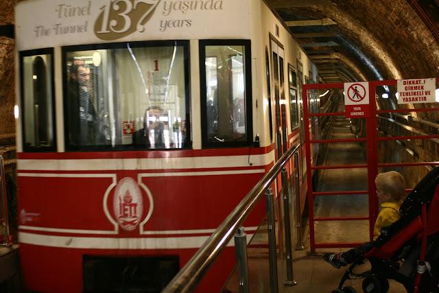 Tünel, Istanbul