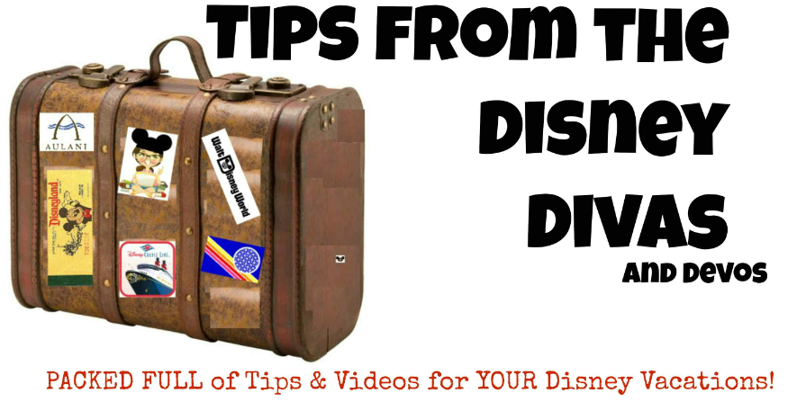 Tips from the Disney Divas & Devos