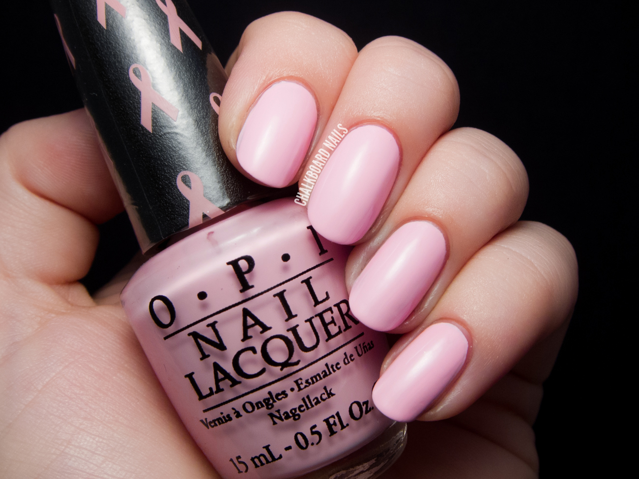 OPI Mod About You via @chalkboardnails