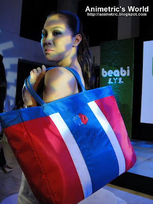 beabi bag by Manny Pacquiao