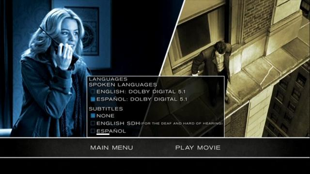 Man on a Ledge DVDR NTSC Español Latino Descargar 2012