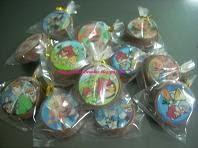Coklat Biskut ~ Pilihan Biskut Keju dan Biskut Oreo