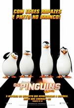 Os Pinguins de Madagascar – Dublado (2014)