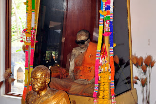 Ada Mumi Berkacamata Hitam di Thailand