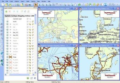 MapInfo Professional v11 Full Crack | MASTERkreatif
