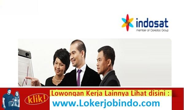 Lowongan Kerja Indosat Sebagai Marketing Administrator - Siantar Sidempuan