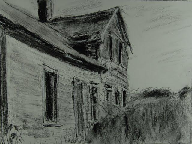 Mark And Remark Abandoned Farm House